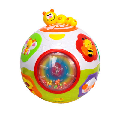 Catch-Me Activity Ball 3