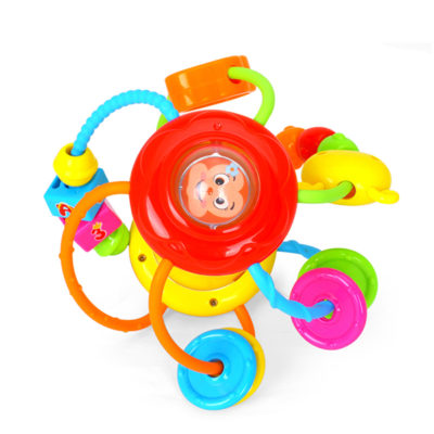 Toddlers World Activity Ball 3