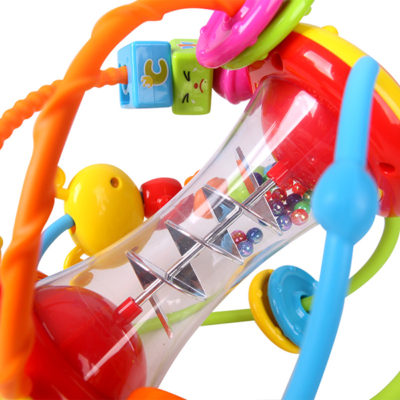 Toddlers World Activity Ball 4