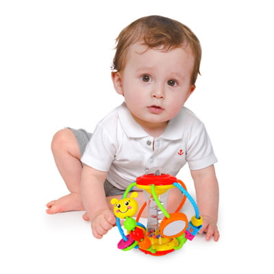 Toddlers World Activity Ball 6