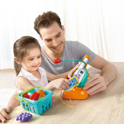 Electronic Toy Cash Register2