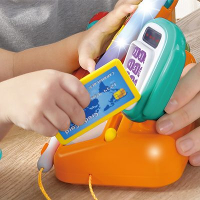 Electronic Toy Cash Register3