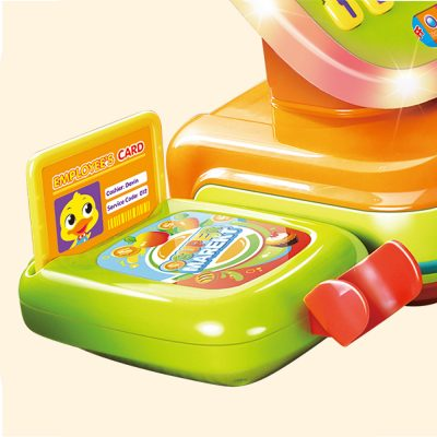 Electronic Toy Cash Register5