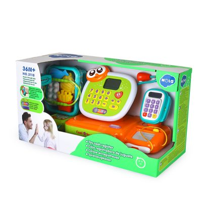 Electronic Toy Cash Register7